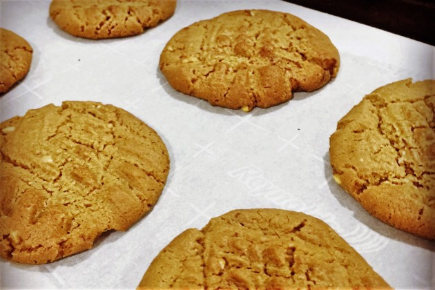 Diana's Peanut Butter Cookies