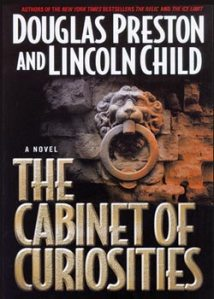 The Cabinet of Curiosities book cover