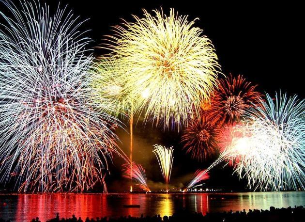 Cincinnati fireworks