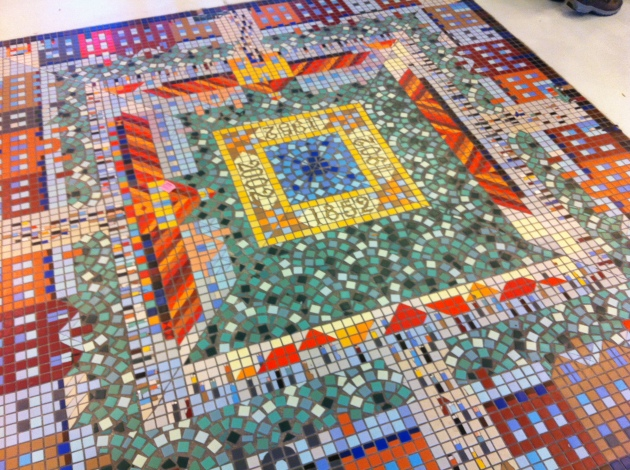 Findlay Market Mosaic