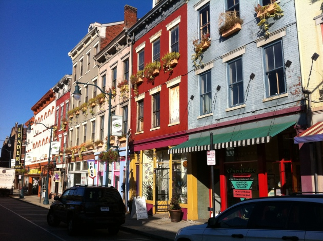 Findlay Market buildings