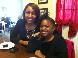 Cassie and Samara