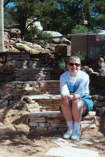 Heather in Santa Fe
