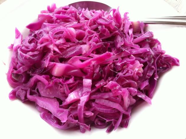 Simple Sauerkraut