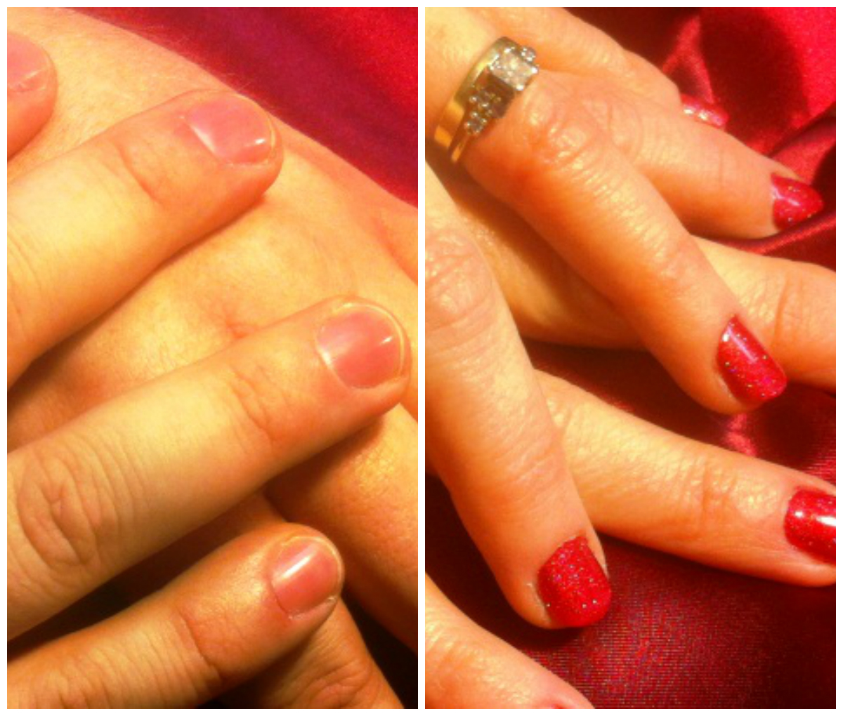 His and Hers Manicures