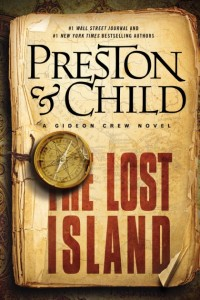 The Lost Island cover