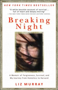 Breaking Night book cover