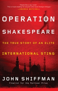 Operation Shakespeare cover