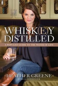 Whiskey Distilled