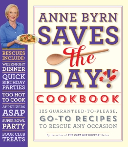 Saves the Day Cookbook
