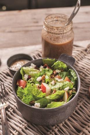 Martina McBride's Autumn Chopped Salad