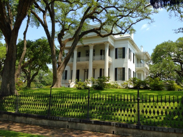 Home in Natchez, Mississippi