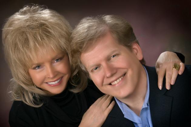 Iris and Roy Johansen