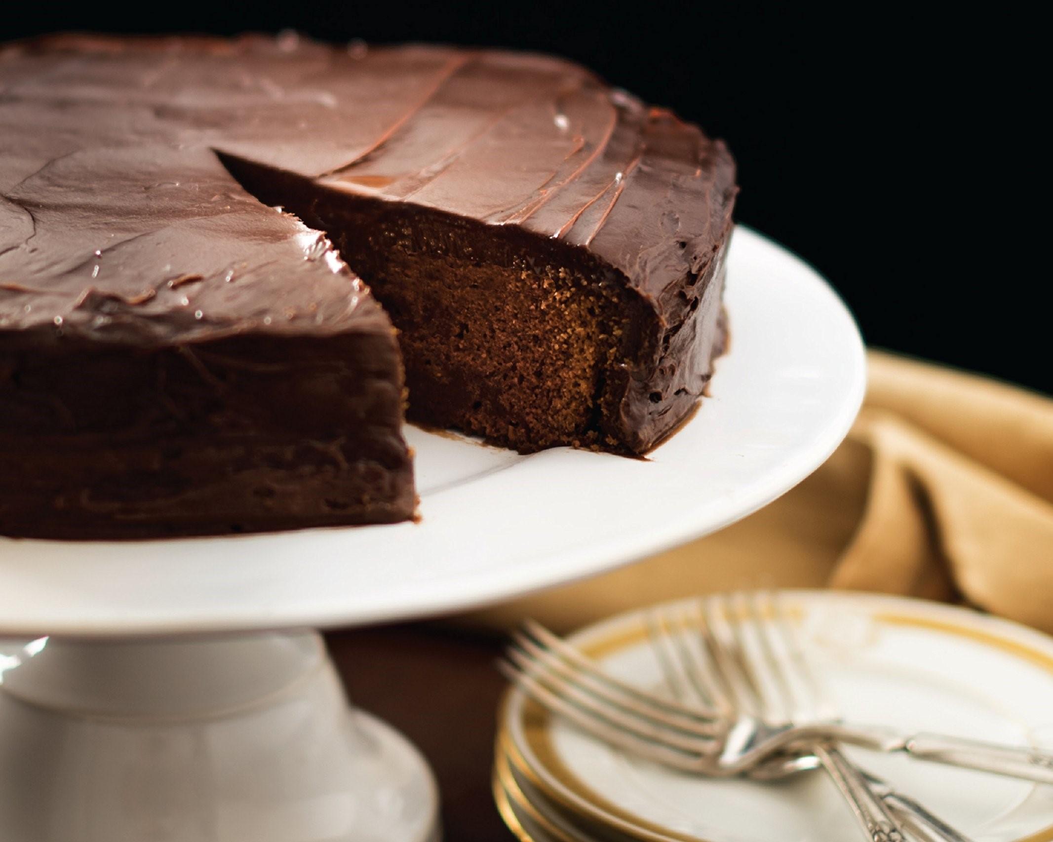 James Patterson's Grandma's Killer Chocolate Cake