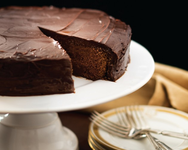 James Patterson's Grandma's Killer Chocolate Cake