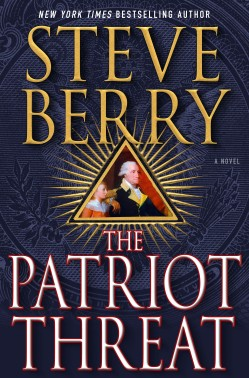 Steve Berry's The Patriot Threat