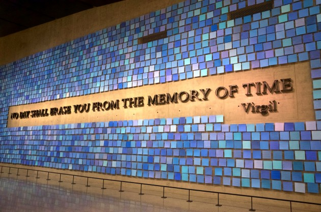 National September 11 Memorial and Museum - Credit Travis Wise, Flickr