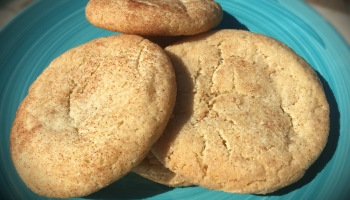 No-Bake Peanut Butter Rice Krispies Cookies   Jathan & Heather