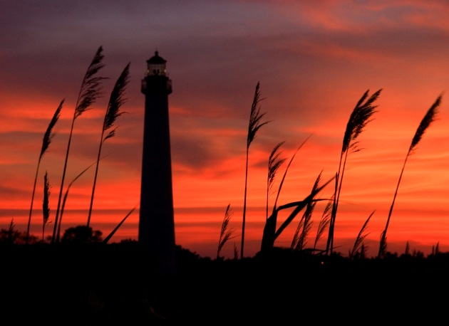 Lighthouse Twilight