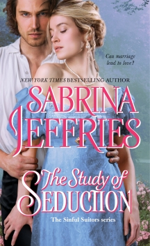 Sabrina Jeffries' THE STUDY OF SEDUCTION