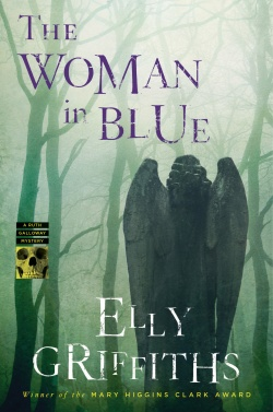 Elly Griffiths' THE WOMAN IN BLUE