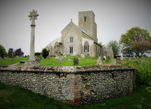 The Church of St. Peter in Walsingham