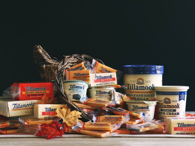 Tillamook product line