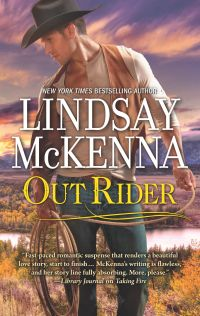 Lindsay McKenna's OUT RIDER