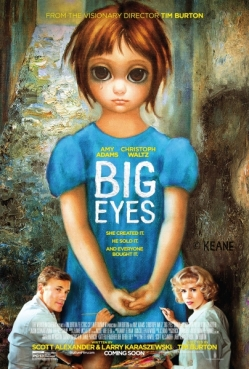 Tim Burton's BIG EYES