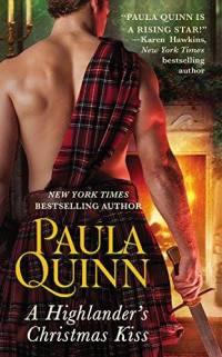 Paula Quinn's A HIGHLANDER'S CHRISTMAS KISS