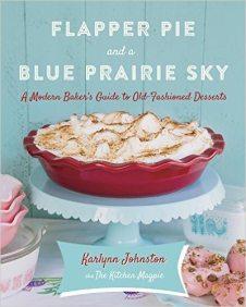 Karlynn Johnston's FLAPPER PIE AND A BLUE PRAIRIE SKY