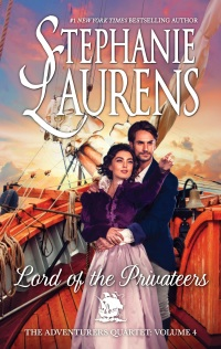 Stephanie Laurens' LORD OF THE PRIVATEERS