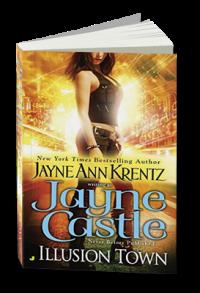 Jayne Castle's ILLUSION TOWN