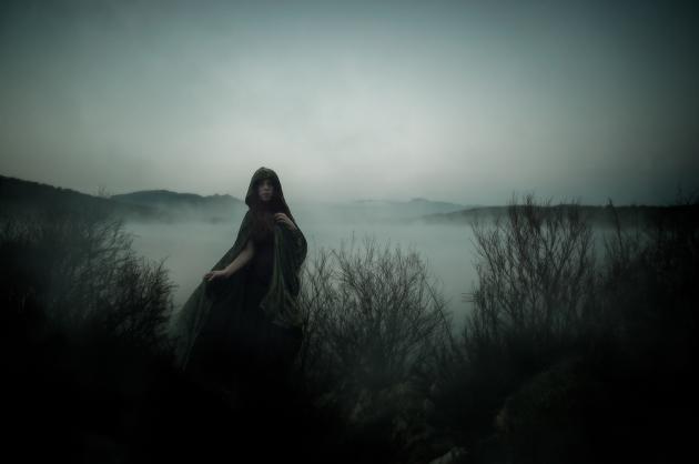 Woman of the Lake
