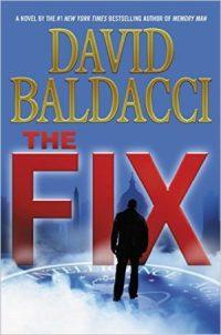 David Baldacci's THE FIX