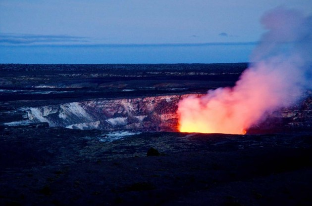 Kilauea - Hawaii Volcanoes National Park