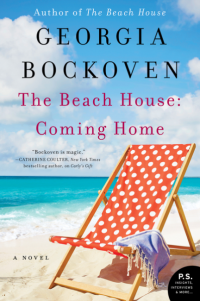 Georgia Bockoven's THE BEACH HOUSE: COMING HOME