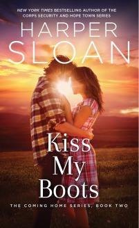 Harper Sloan's KISS MY BOOTS