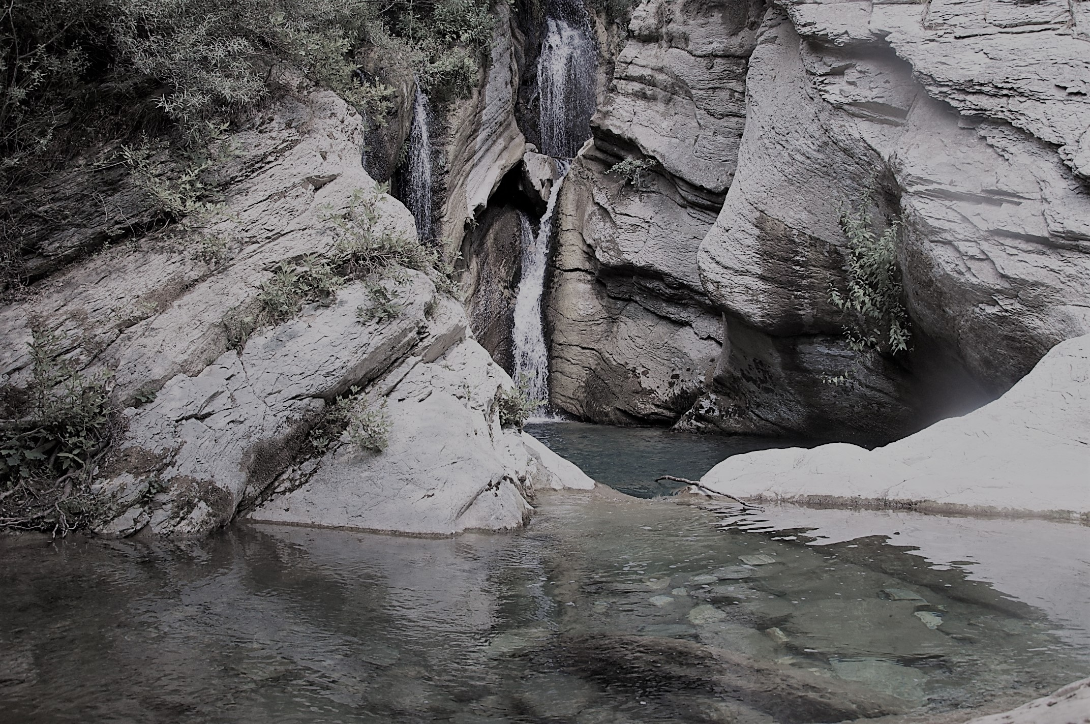 Albania waterfalls