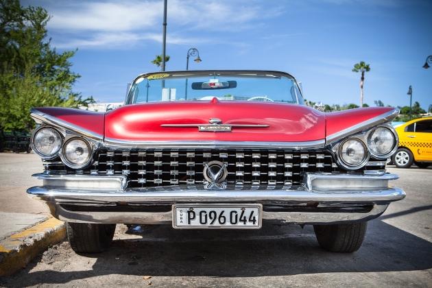 Cuban '59 Buick Electra
