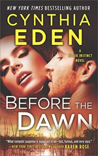 Cynthia Eden's BEFORE THE DAWN