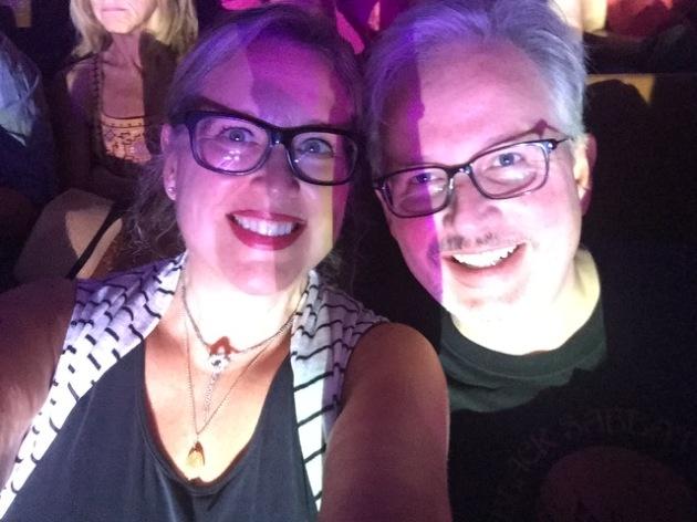 J.T. and Randy take a selfie