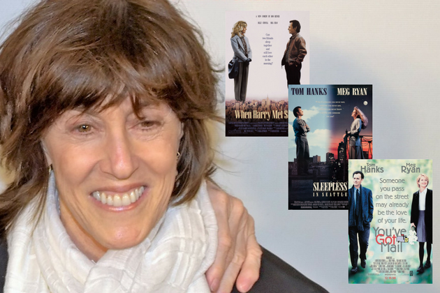 Nora Ephron and her three biggest hits