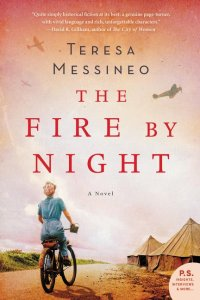 Teresa Messineo's THE FIRE BY NIGHT
