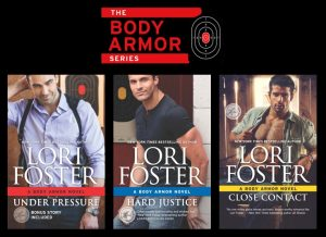 Lori Foster's Body Armor series