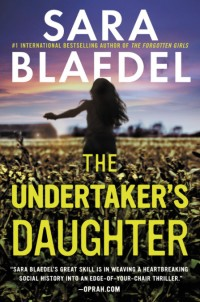 Sara Blaedel's THE UNDERTAKER'S DAUGHTER