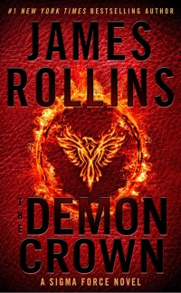 James Rollins' THE DEMON CROWN