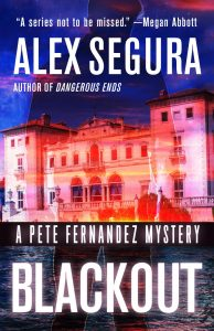 Alex Segura's BLACKOUT
