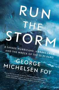 George Michelsen Foy's RUN THE STORM