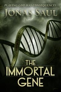 Jonas Saul's THE IMMORTAL GENE